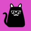 Mica, the Hipster Cat Bot